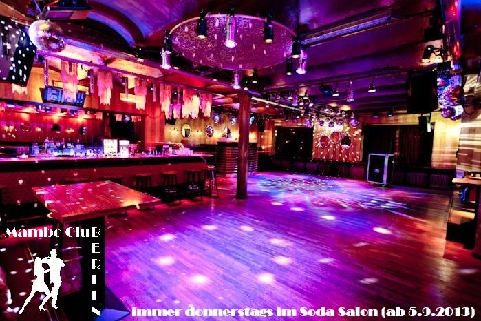 salsa club berlin Brønderslev